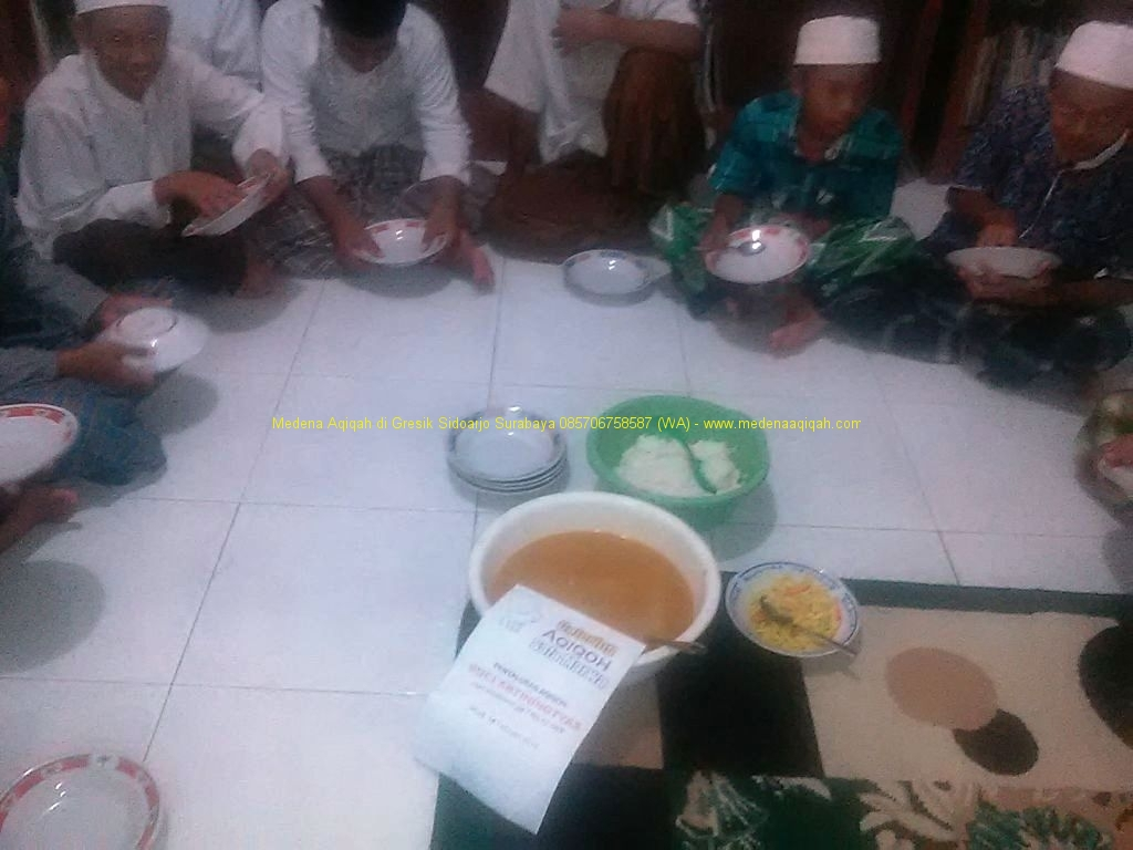 layanan aqiqah sidoarjo